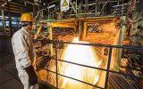 ثبت رکوردی جدید در گروه ملی صنعتی فولاد ایران