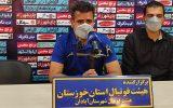 سرمربی نفت آبادان: مشکلات مالی مانع از جذب بازیکن شد